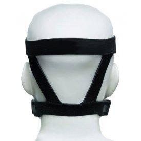 Fixador ( anês ) de neoprene para máscara de 4 pontas - Nacional.