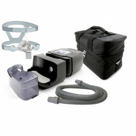 Kit CPAP Resmart GI com umidificador  e Máscara Nasal Ivolve N5  - BMC