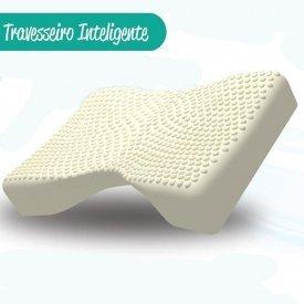 Travesseiro Inteligente Nasa - Colchões Inteligente